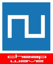 Cheapwave logo