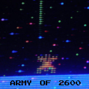 Army of 2600 front cover