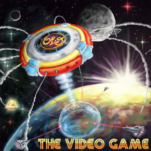 ELO: The Video Game OST front cover