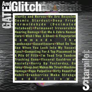 Gate And Glitch back cover