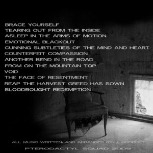 Void back cover