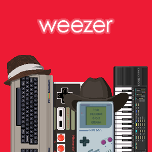 Weezer - The Second 8-bit Album