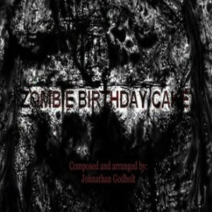 Zombie Birthday Cake OST front cover